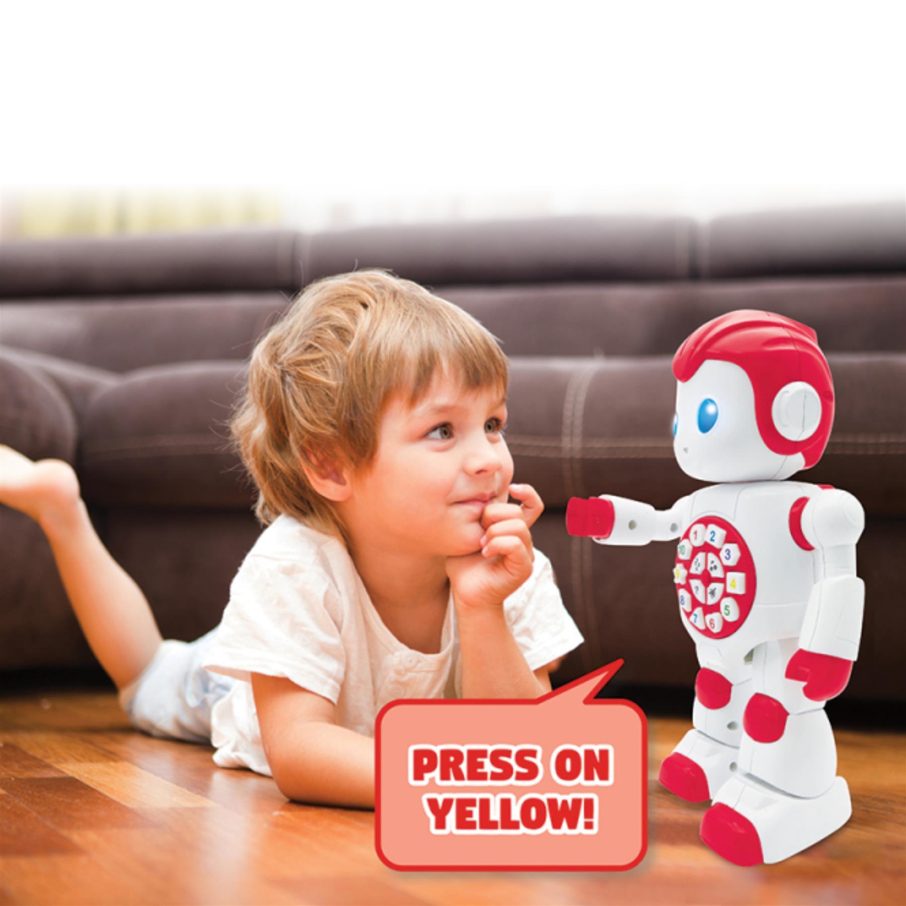 Lexibook Powerman Baby Talking Walking Educational Kids ...