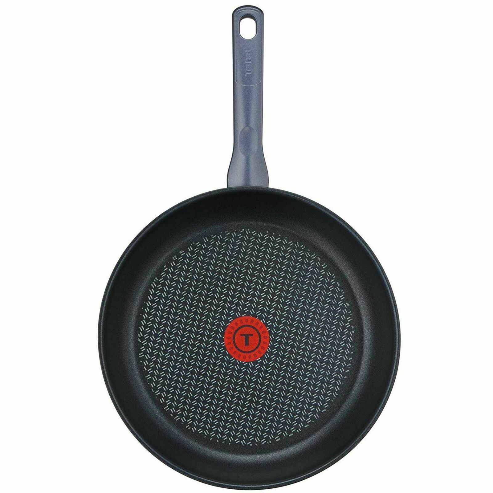 Morphy Richards 4 PC Induction Noir Casserole Pan Pot Set Poêle à frire ustensiles de cuisine