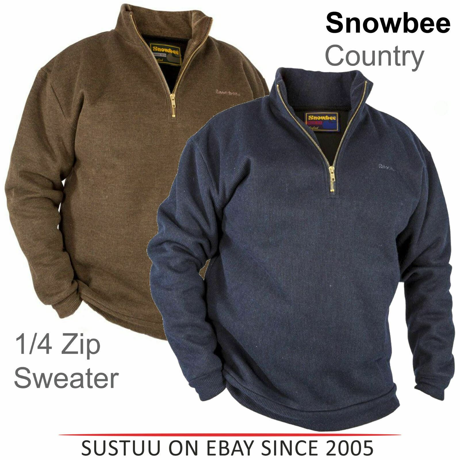 Blue, XL **New** Snowbee Fleece