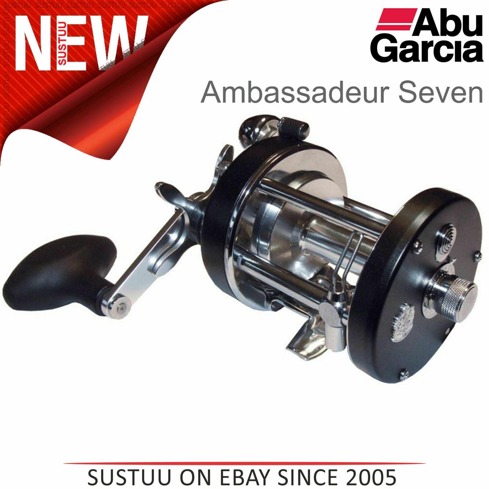 Abu Garcia Ambassadeur Seven Sea Fishing Multiplier Reel 1125243
