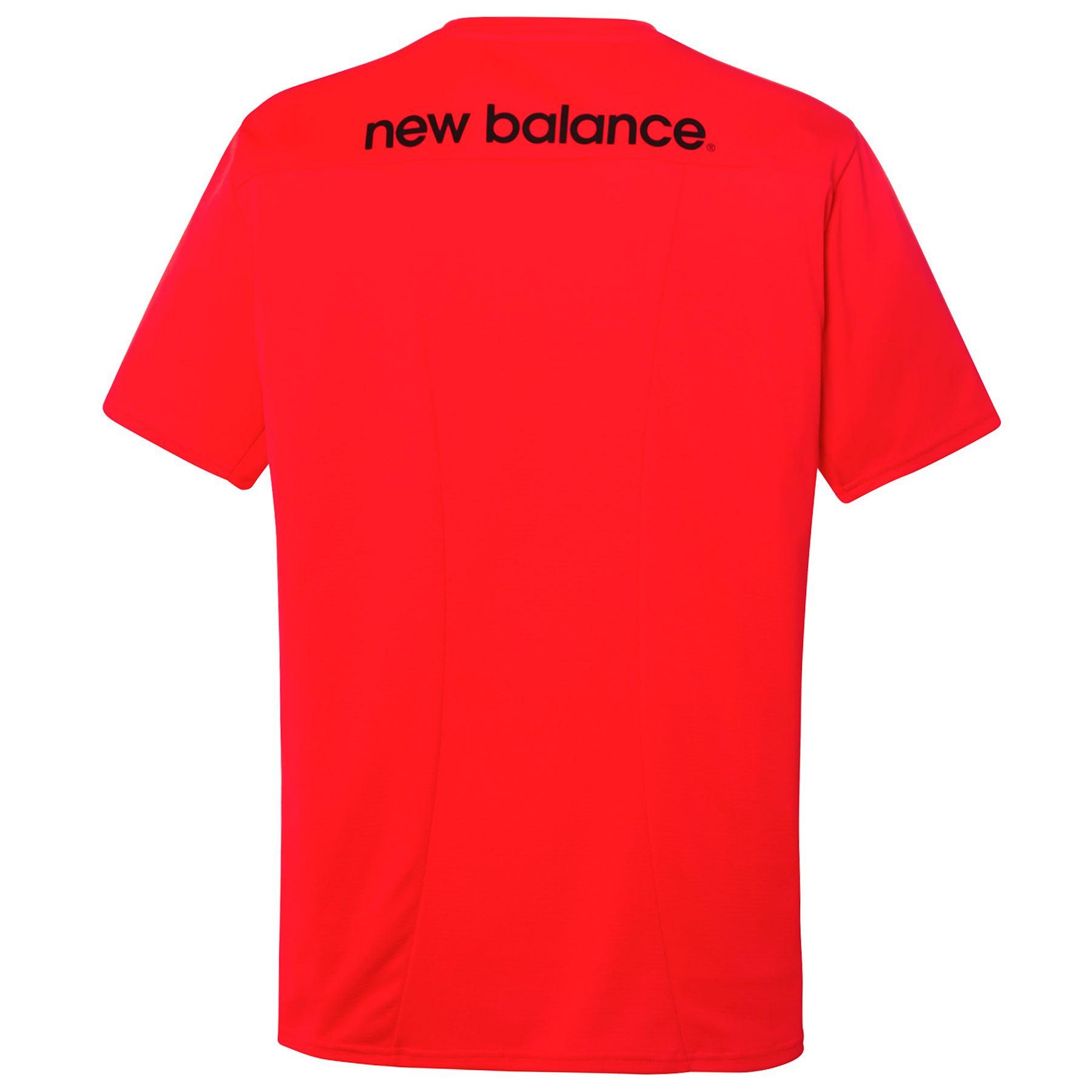 New Balance Mens Gents Football Soccer Liverpool Training