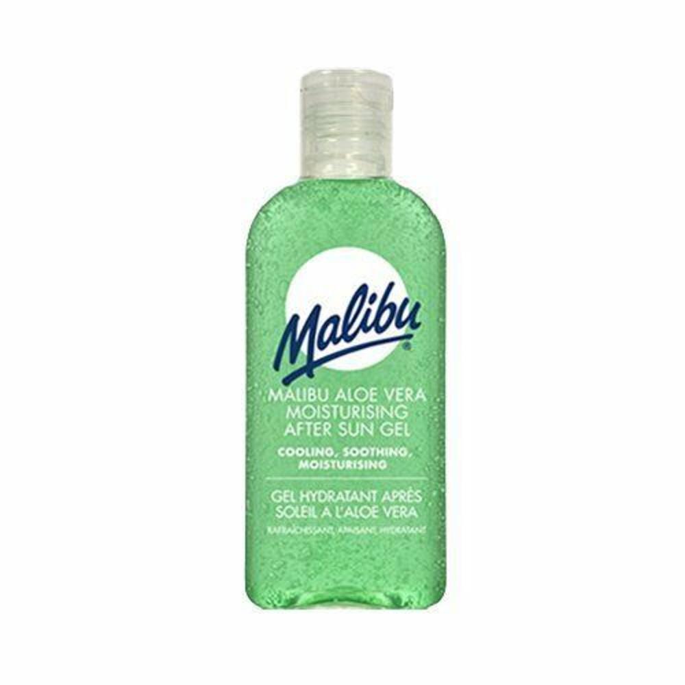 MALIBU-Dopo-Sole-Aftersun-Gel-Crema-Idratante-Viso-Body-Lotion-crema-Bundle miniatura 18
