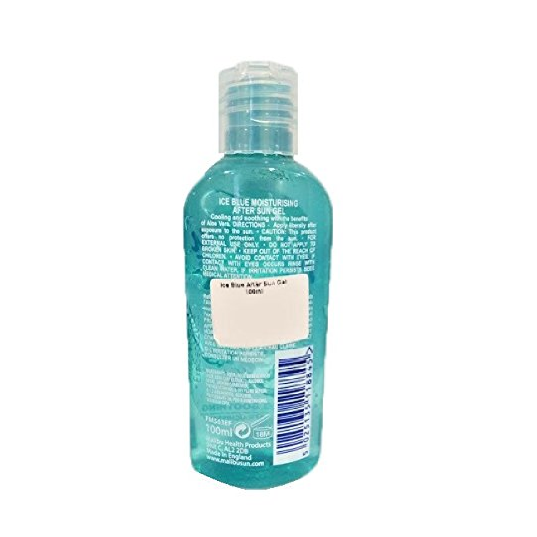 MALIBU-Dopo-Sole-Aftersun-Gel-Crema-Idratante-Viso-Body-Lotion-crema-Bundle miniatura 12