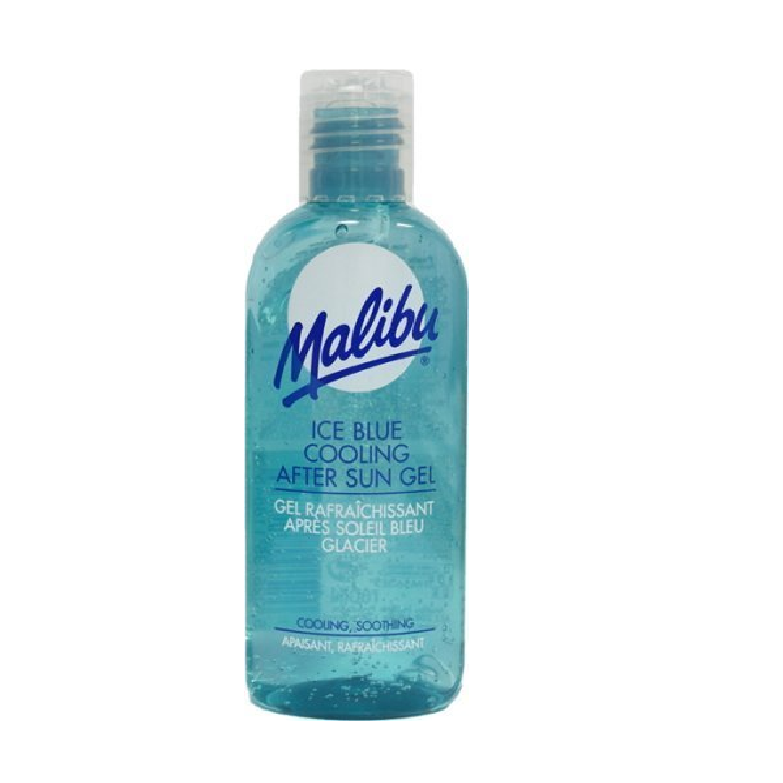 MALIBU-Dopo-Sole-Aftersun-Gel-Crema-Idratante-Viso-Body-Lotion-crema-Bundle miniatura 13