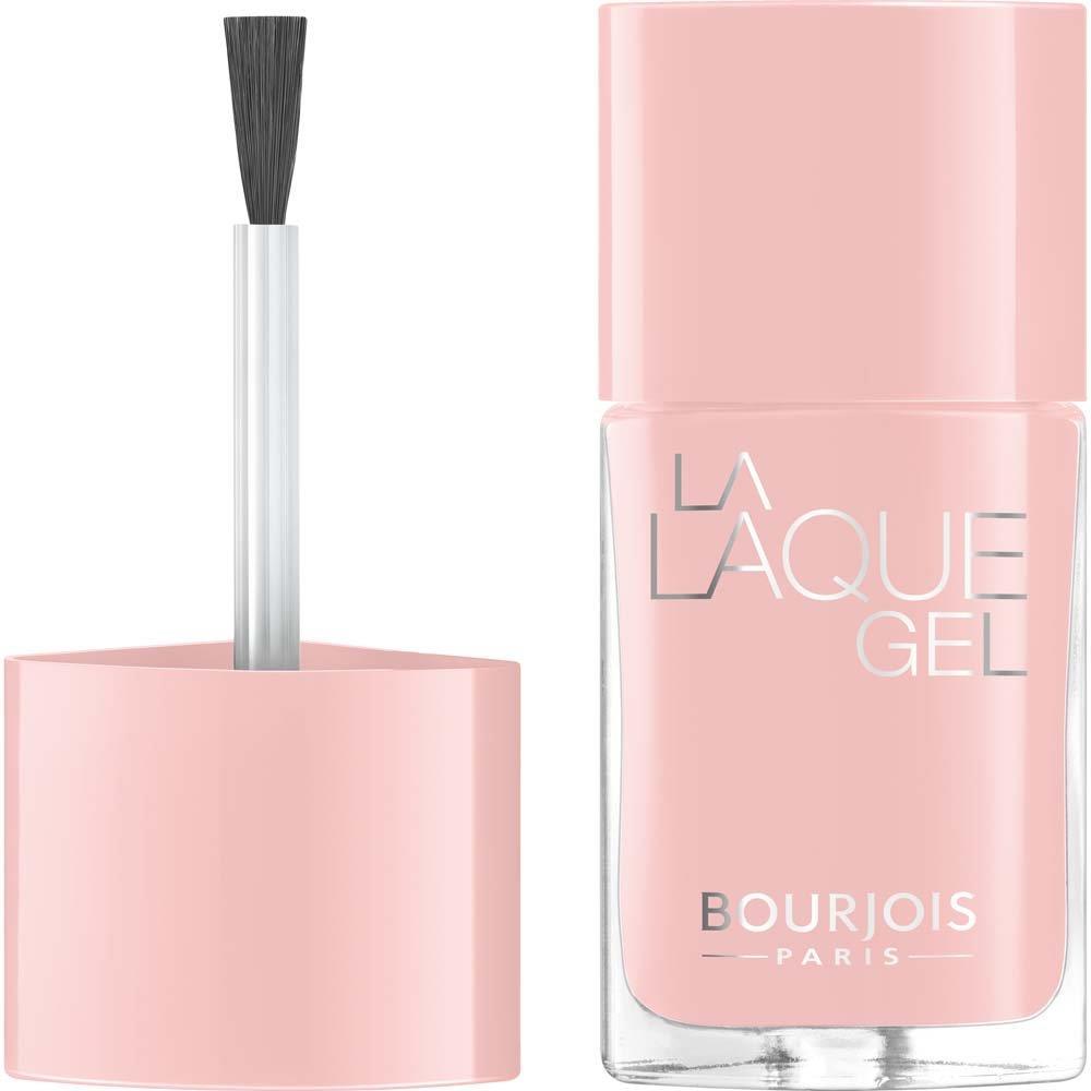 Bourjois-la-Laque-Gel-NO-UV-Polish-Nail-Gelly-Paint-Nails-Varnish-10ml-Bundle thumbnail 3