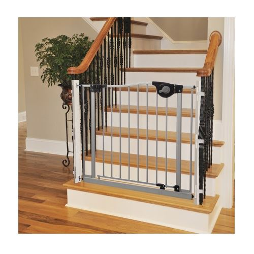 Dreambaby Stair Gate Adaptor Panel   Connect Baby Gates To Round Bannister