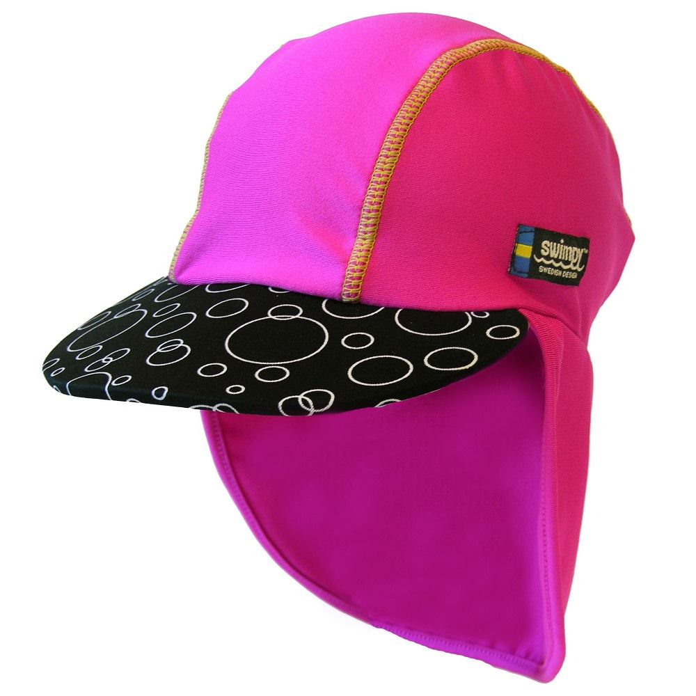 New Swimpy Girls UV Sun Hat Kids Beach   Pool Fast Drying Hat UV Safe 2-8  Years 291078c4d20