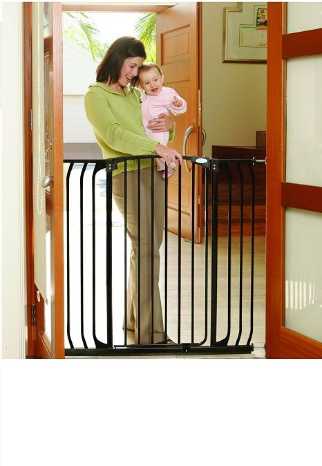 Dreambaby Extra Tall Baby Gate Hallway Child Safety Gate