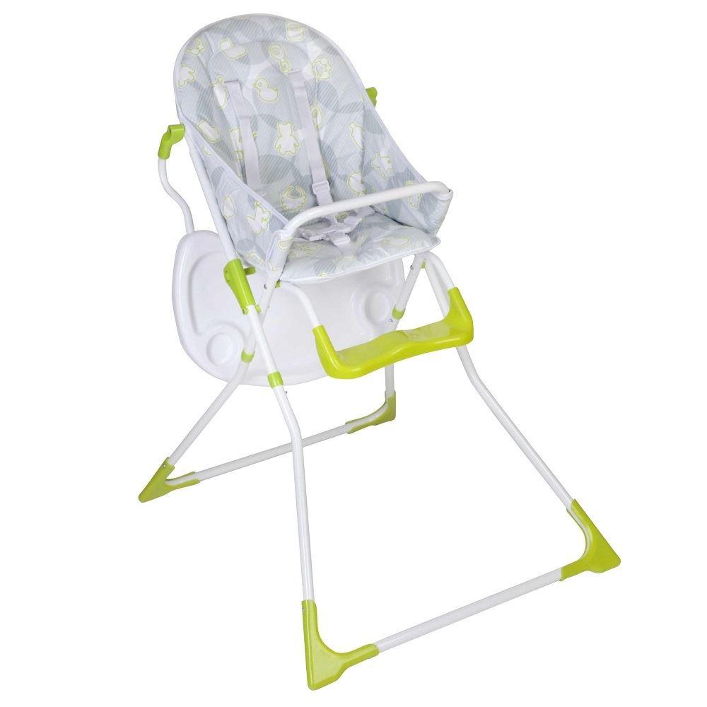 safetots chaise haute pliante de compact b b chaise haute. Black Bedroom Furniture Sets. Home Design Ideas