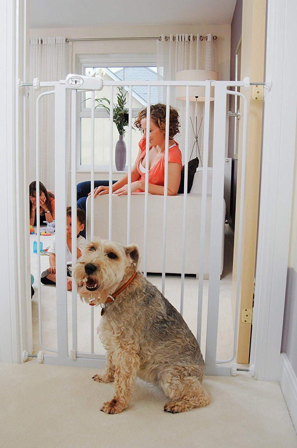 Bettacare Child And Pet Gate Pressure Fix Extra Tall