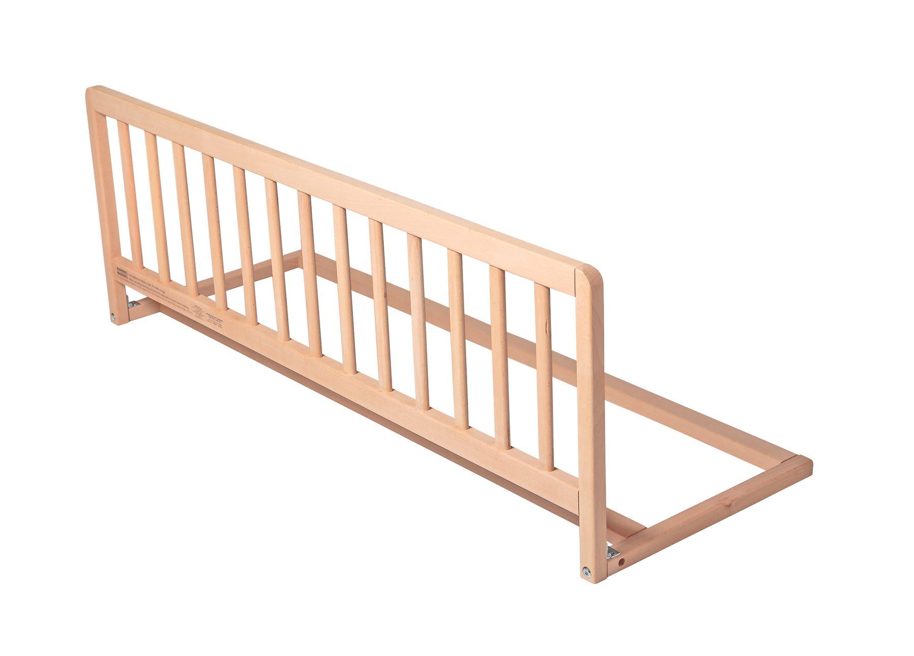safetots barri re de lit en bois s curit pour lit options. Black Bedroom Furniture Sets. Home Design Ideas
