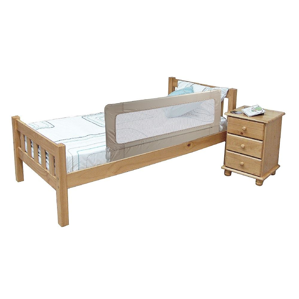 safetots childrens bed rail extra tall mesh kids travel toddler bed guard ebay. Black Bedroom Furniture Sets. Home Design Ideas