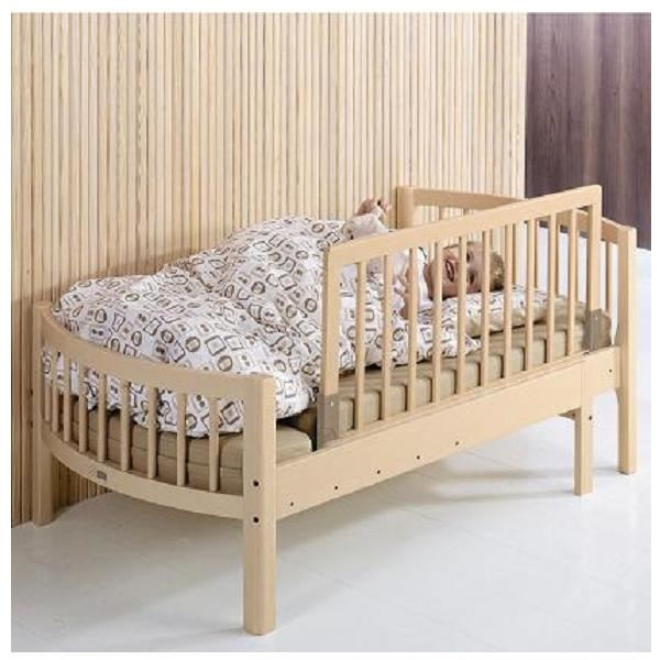 BabyDan Childrens Wooden Bed Rail Deluxe Safety Toddler ...