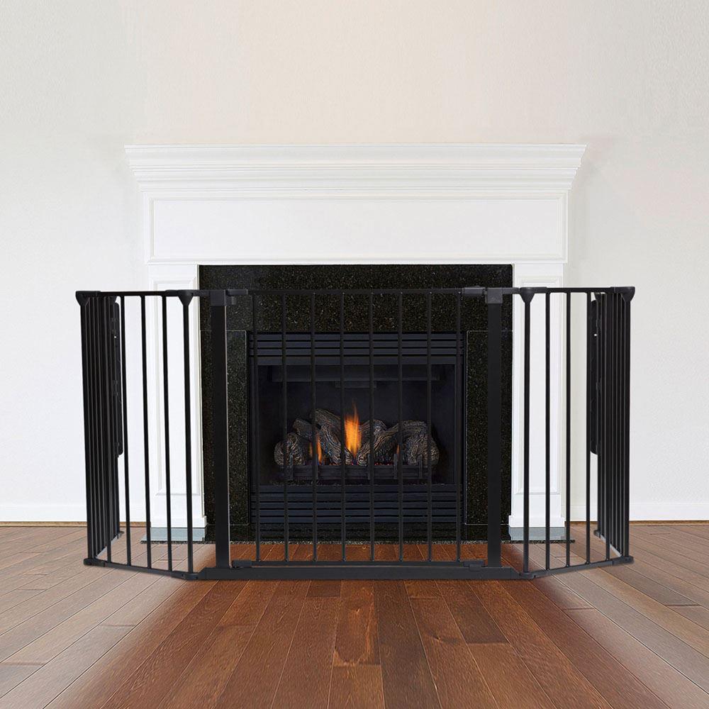 Safetots Multi Panel Fire Surround Premium Baby Fire Guard