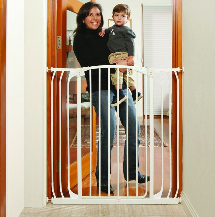 Dreambaby Extra Tall Wide Baby Stair Gate Dog Safety Guard