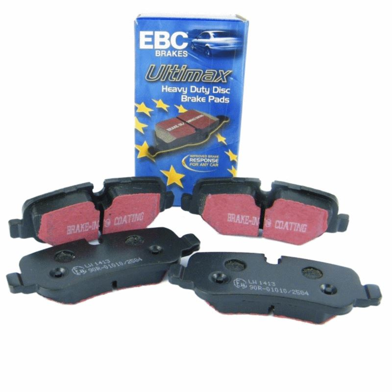 Disc Brake Pad Set-EBC Ultimax OEM Replacement Brake Pads Front EBC Brake UD1633