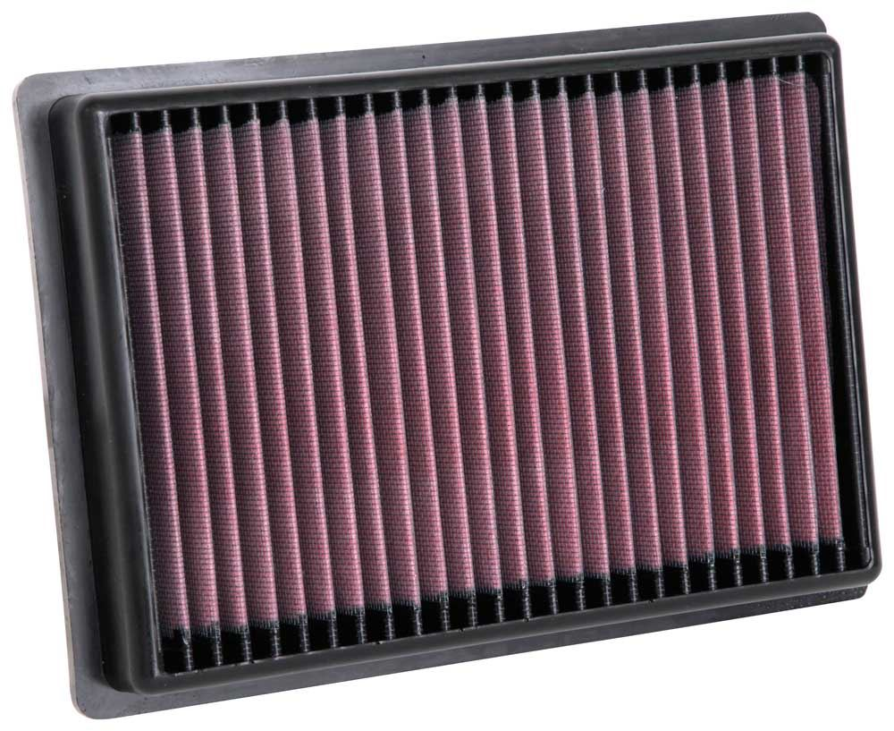 K/&N 33-2480 High Performance Replacement Air Filter