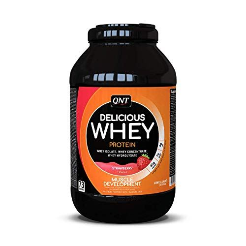 QNT Delicious Whey Protein Powder Bodybuilding Muscle Mass Growth eBay