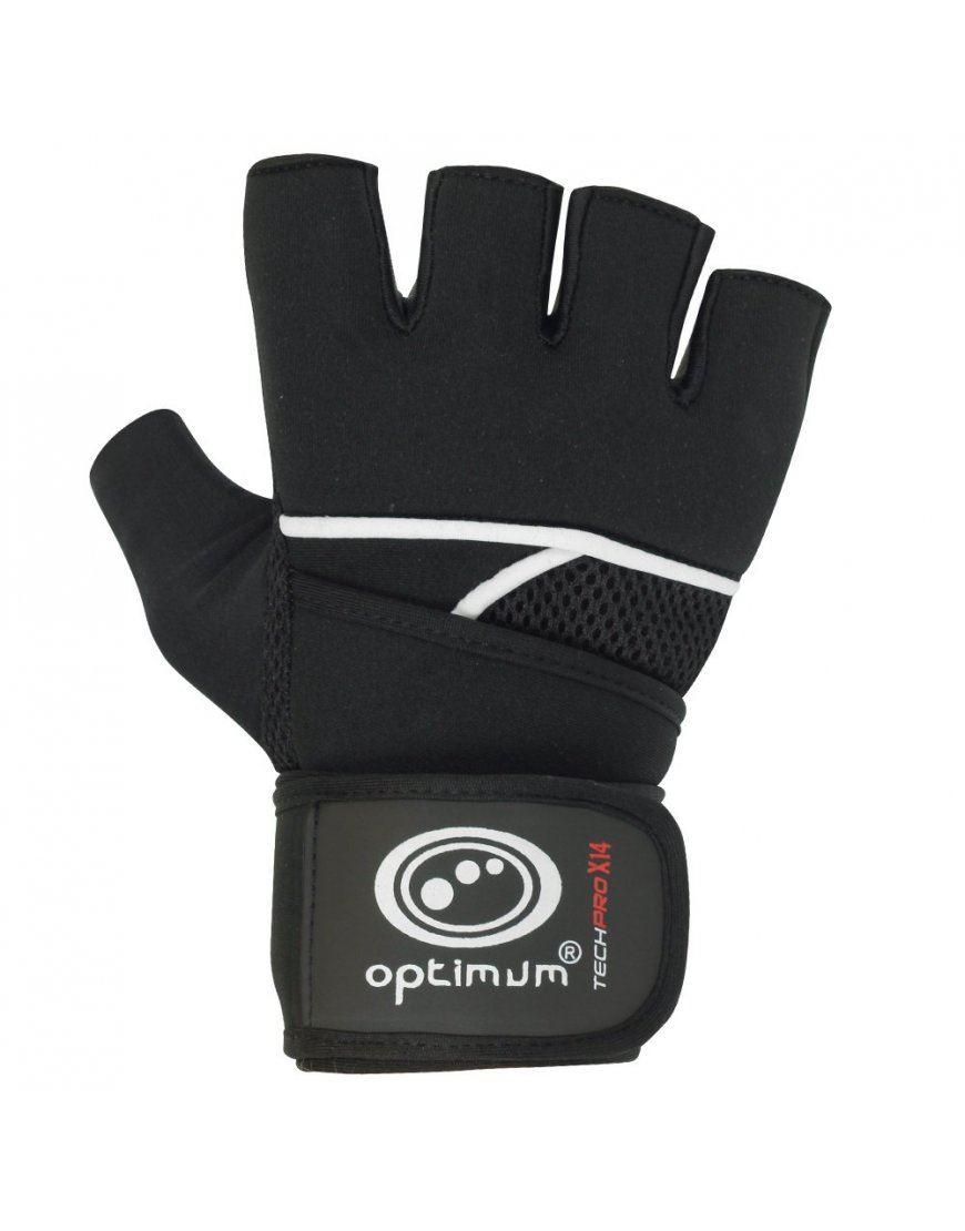 Optimum Sport Inner Gloves Techpro x14 Gel Palm Padding Knuckle /& Wrist Support