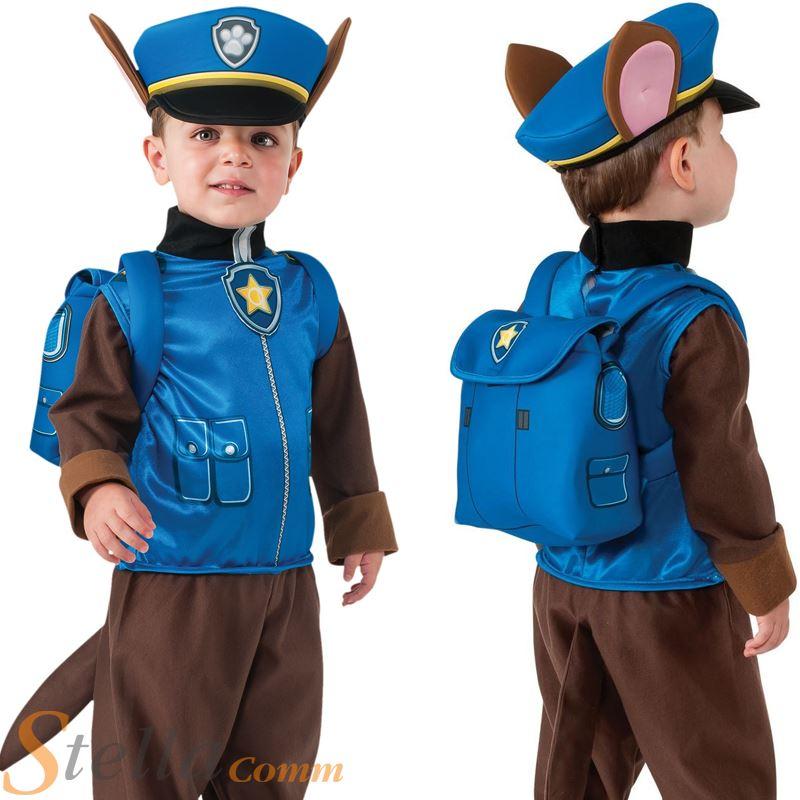 Boys chase paw patrol cartoon police dog fancy dress costume kids boys chase paw patrol cartoon police dog fancy dress costume kids child outfit solutioingenieria Images