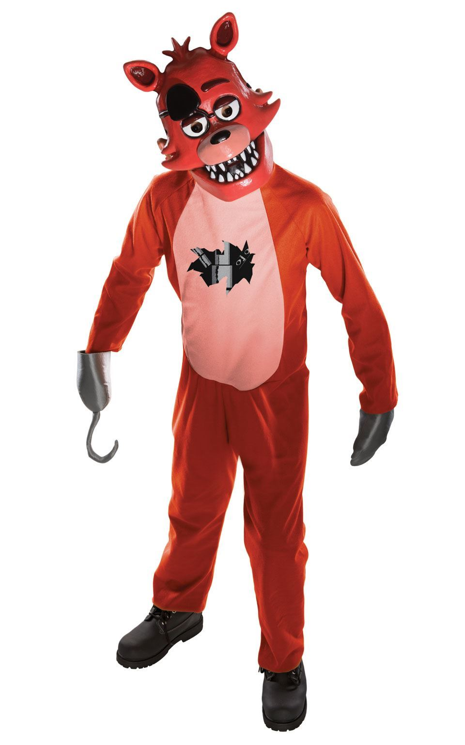 Official-Five-Nights-At-Freddy-039-s-Halloween-Costumes-Child-Fancy-Dress-Outfit miniatuur 5