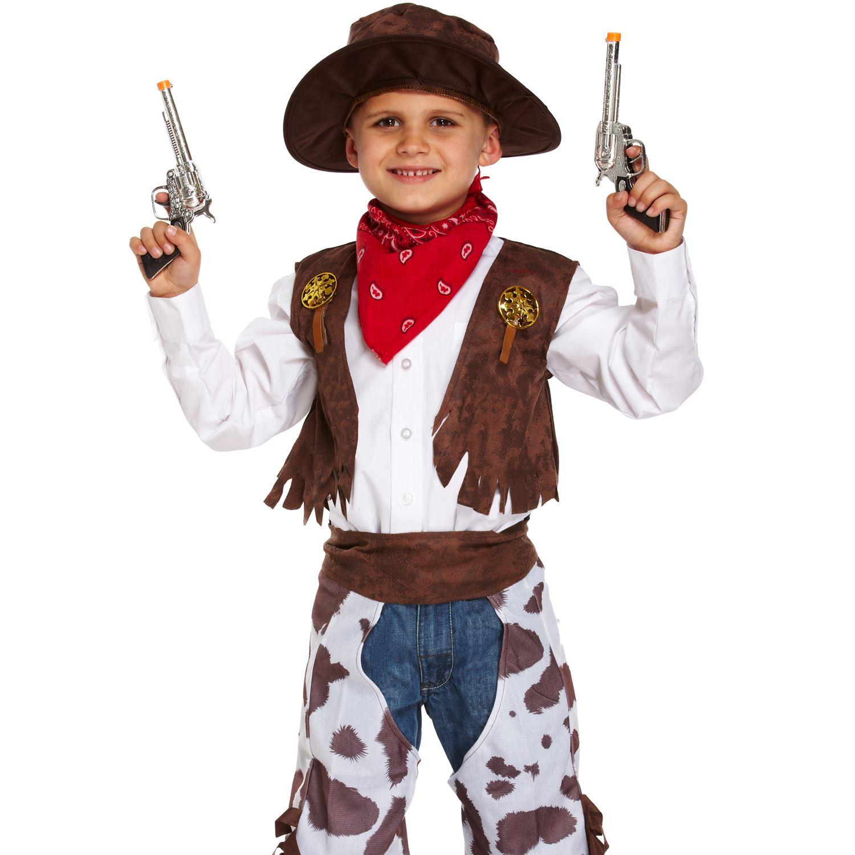 ADULT COWBOY FANCY DRESS INSTANT COW BOY WESTERN HAT BANDANA STAG NIGHT PARTY