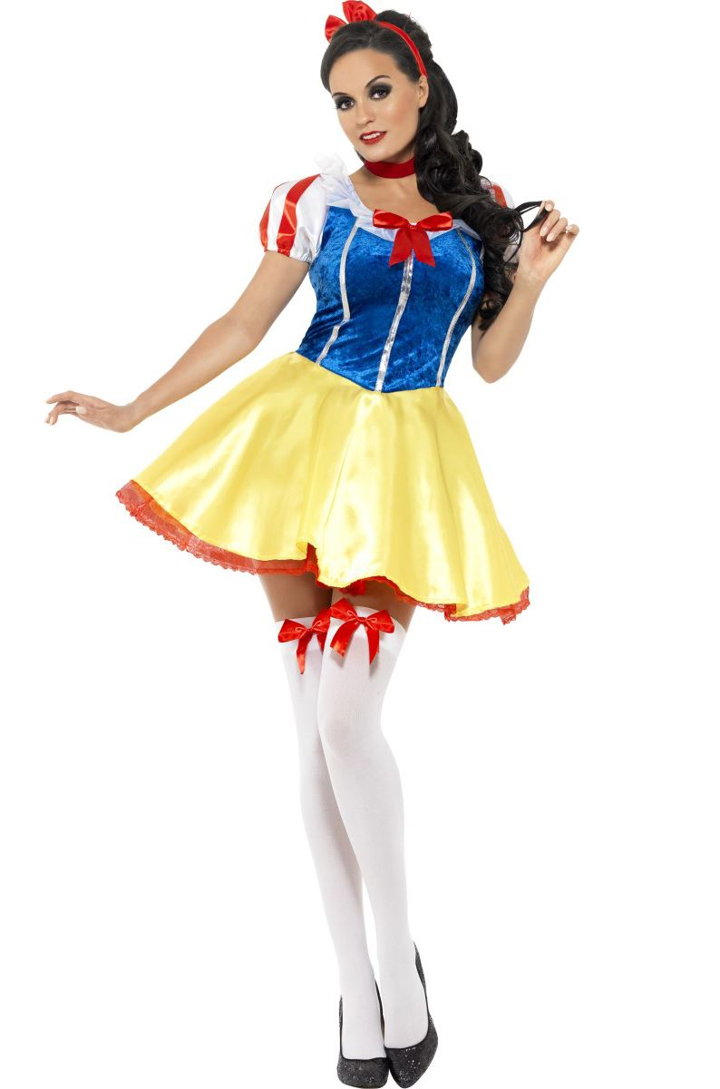 Snow white sexy halloween costume