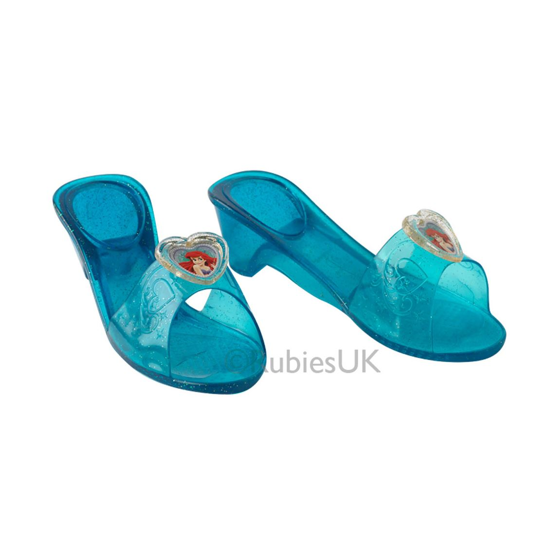 disney princess jelly shoes fancy dress costume