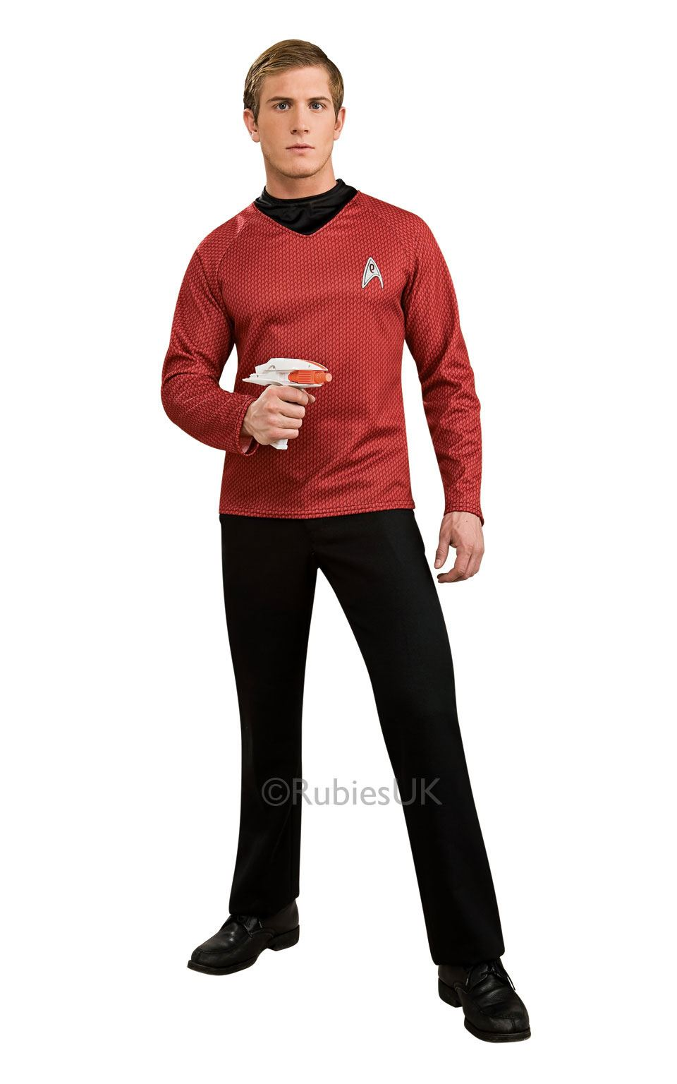 Adult-Mens-Deluxe-Star-Trek-Shirts-Movie-Fancy-  sc 1 st  eBay & Adult Mens Deluxe Star Trek Shirts Movie Fancy Dress Costume Adult ...