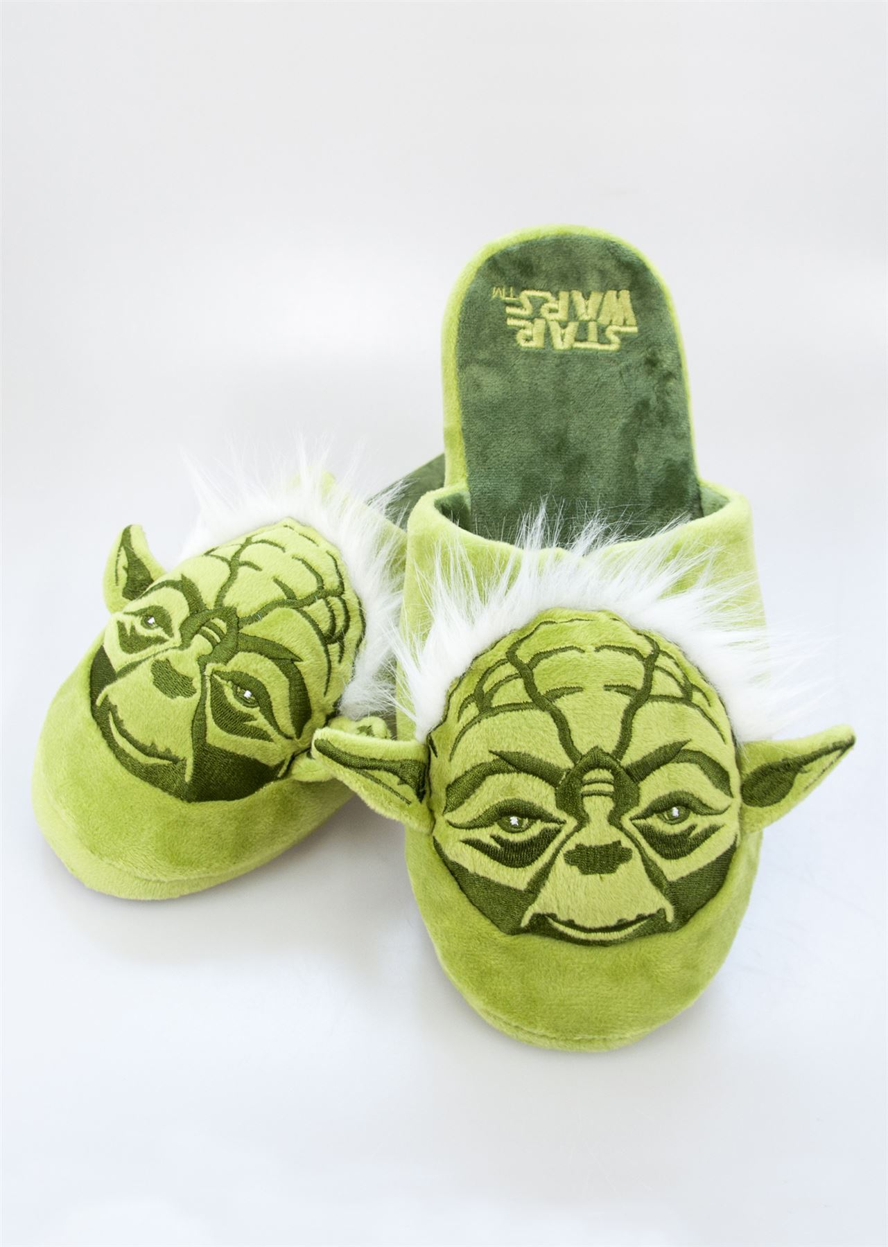 6086f3cf9cb3 Official Star Wars Slippers Last Jedi Adult Slip On Mule Slippers Size 5-10