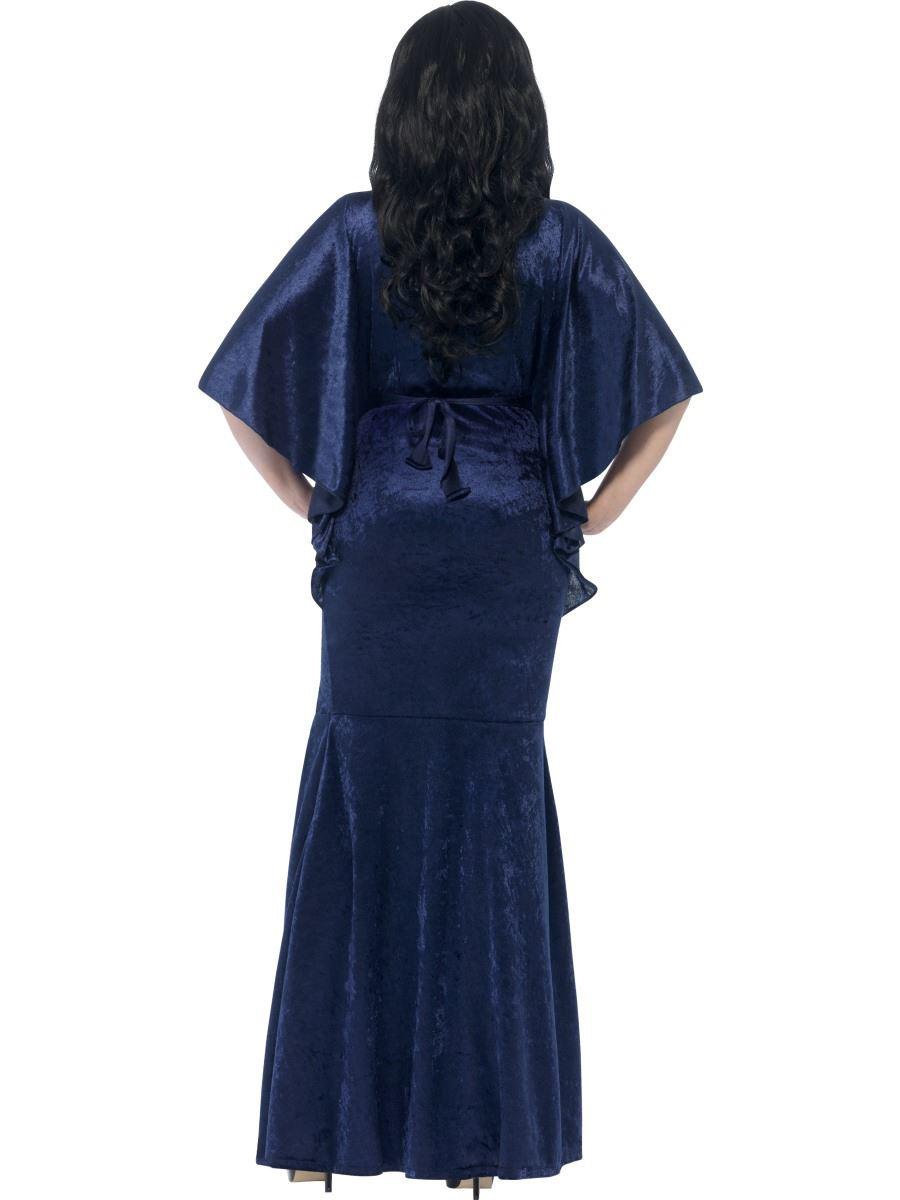 Mujer Hechicera Disfraz Bruja Gotica Disfraz De Halloween Talla Grande Ebay