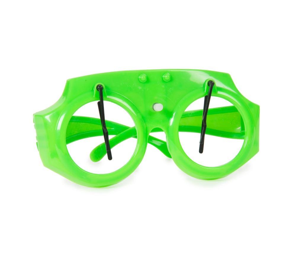 363b1cb95d28 Details about Wind Up Wacky Wipers Novlety Clockwork Windscreen Wiper  Glasses Fancy Dress