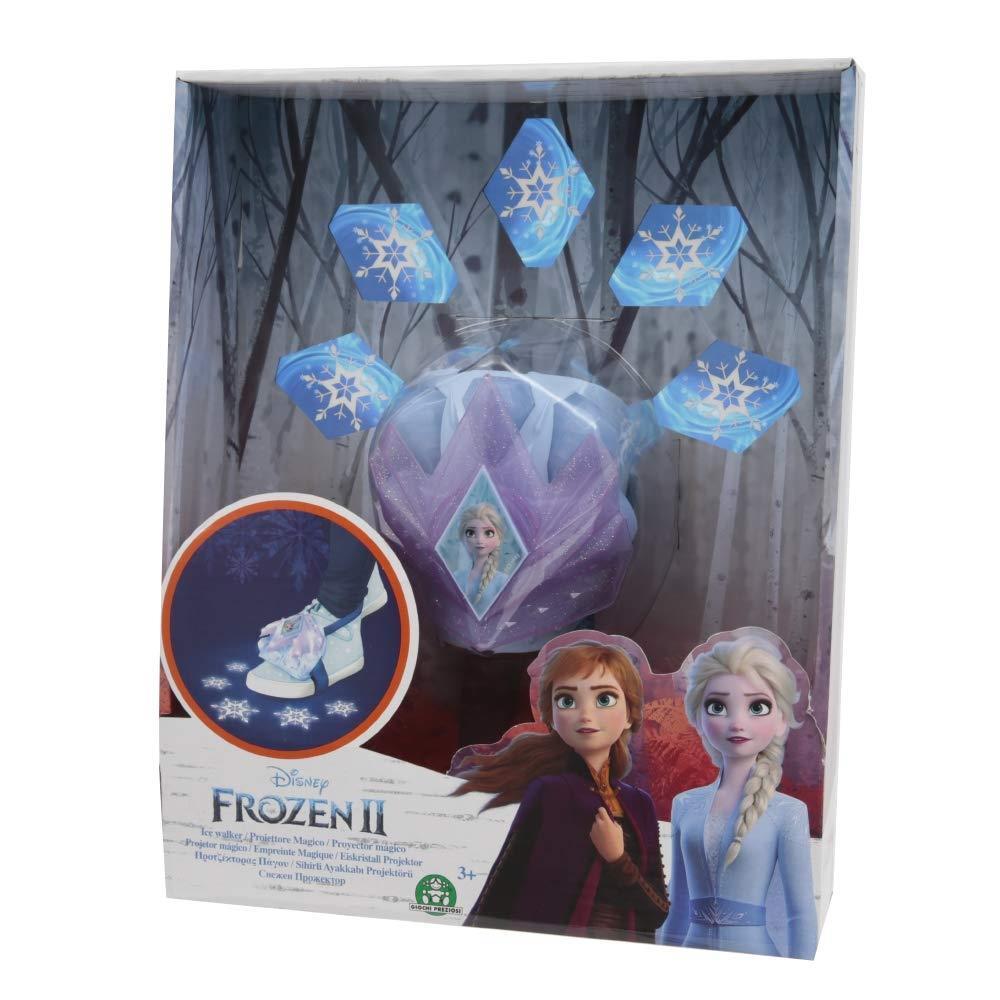 Disney Frozen 2 Ice Walker Zapato Proyector de Luz Juguete