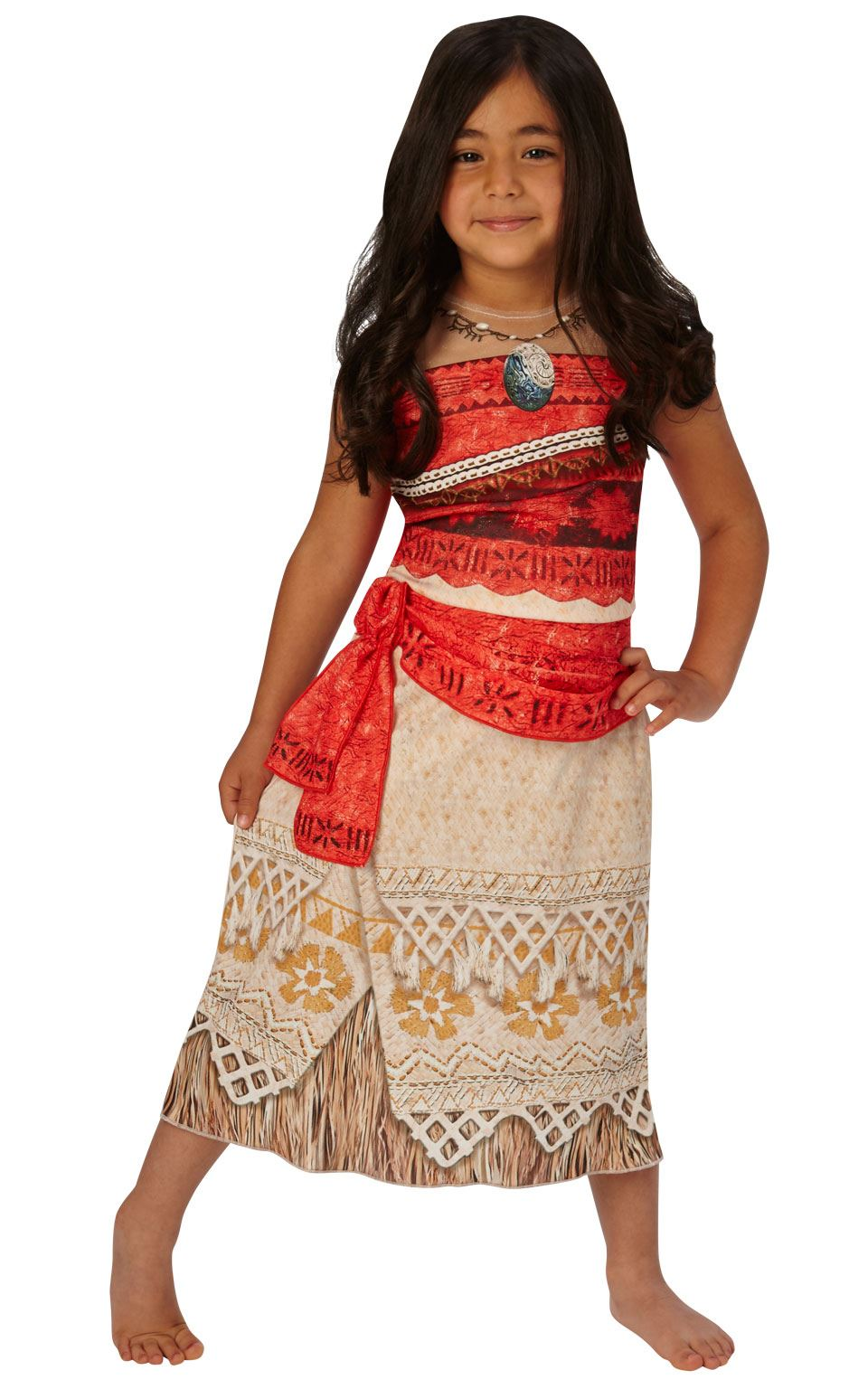 Girls-Classic-Moana-Costume-Hawaiian-Disney-Princess-Fancy-Dress-Book-Day-Outfit