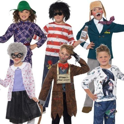 Boys Childrens Kids Book Week Gangster Costume Fancy Dress Outfit Party Wear