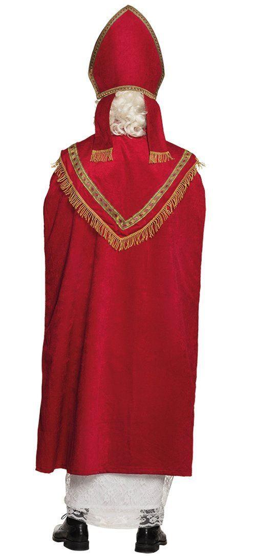 Saint nicholas costume pattern