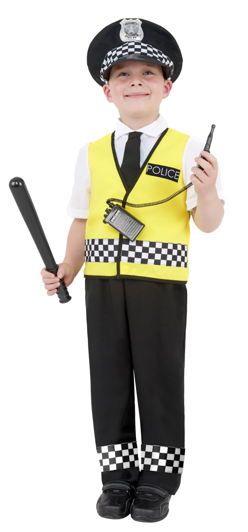 POLICE SET Try our brand new high quality Police Set which will be perfect for your fancy dress parties, Hen Parties days or even an accessory to add to your costume. One size fits most high quality.