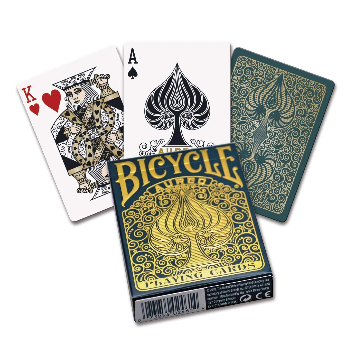 Limited Edition Hercules PLAYING CARDS POKER carte da Gioco BEE STOCK