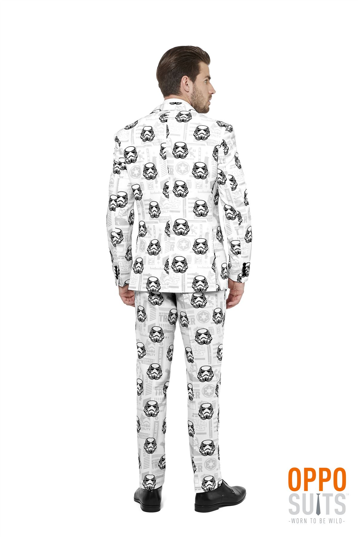 Homme star wars stormtrooper opposuit costume robe fantaisie fantaisie fantaisie costume adulte tenue 46a74e