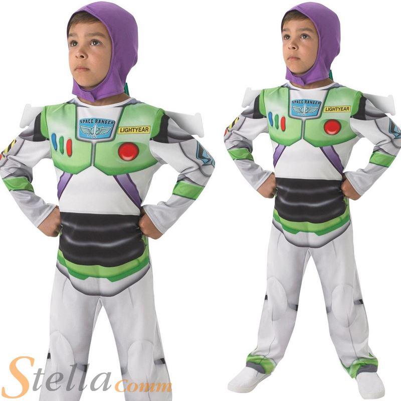eb64647b95c07 Buzz Lightyear Disfraz Niños Oficial Disney Toy Story Disfraz Traje ...