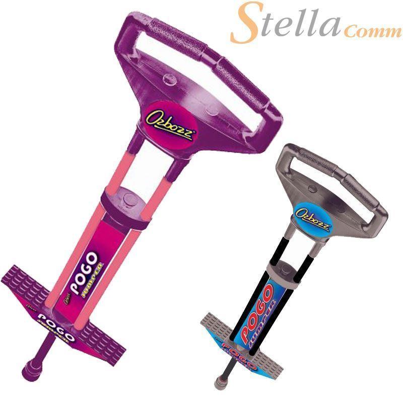Ozbozz POGO STICK PogoStick Super Spring Powered Bounce Brand New Kids Toy