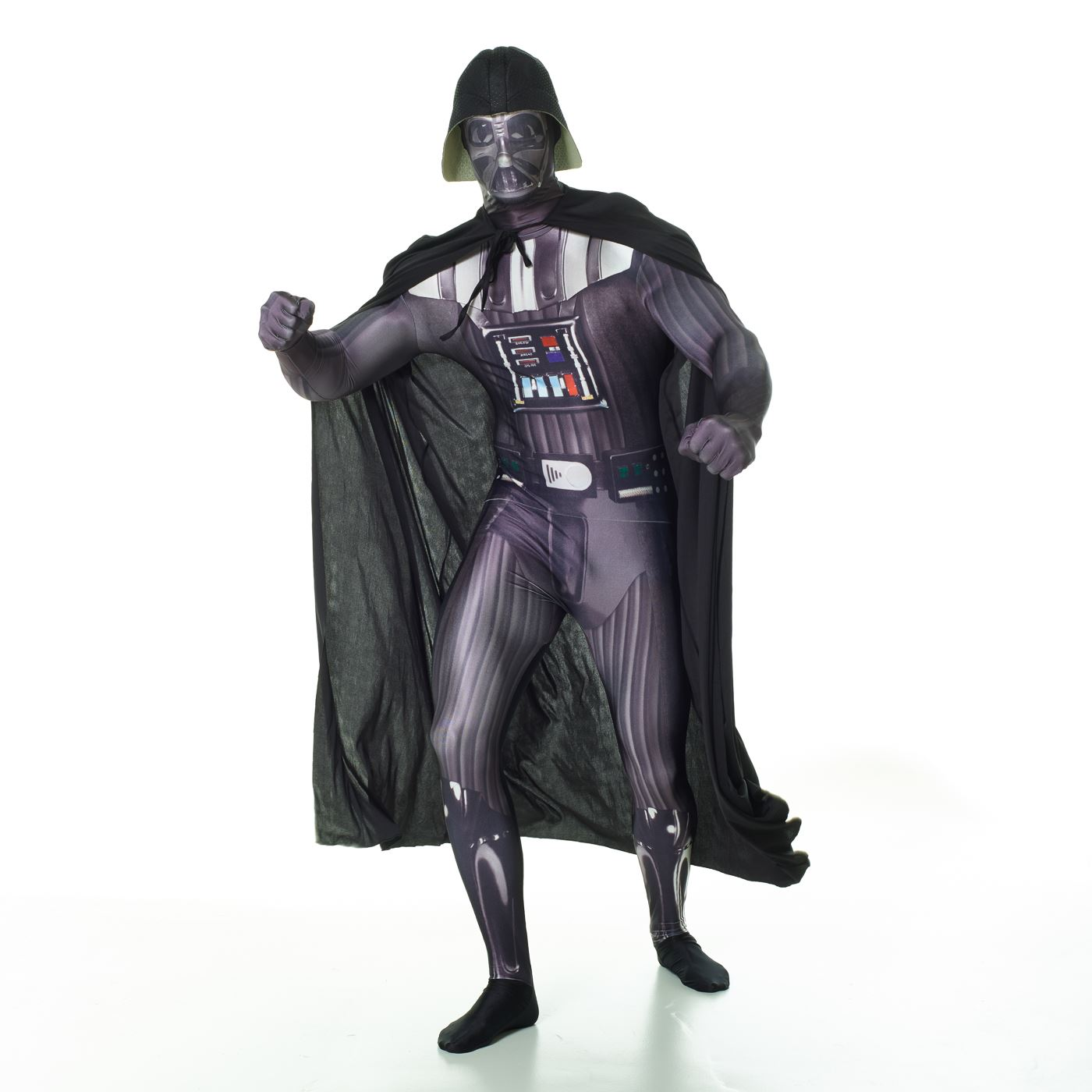 adult official star wars morphsuits halloween fancy dress - Morphsuits Halloween Costumes