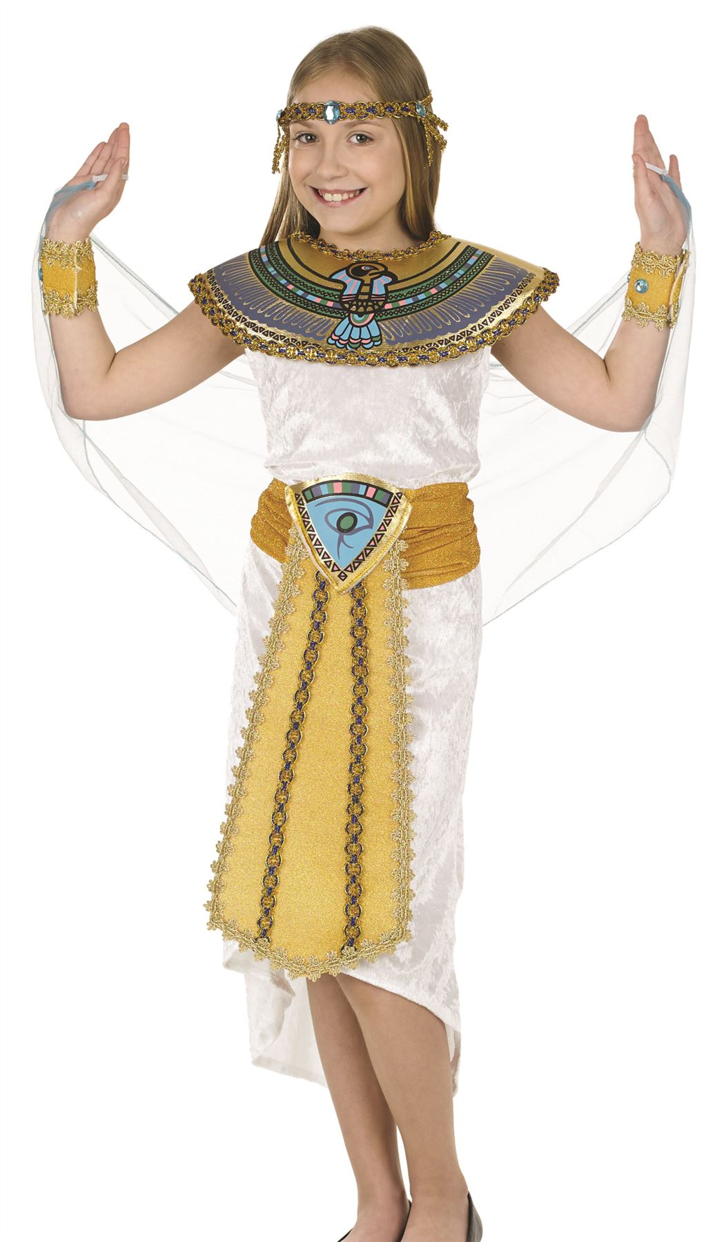 ... Picture 2 of 2  sc 1 st  eBay : cleopatra girls costume  - Germanpascual.Com