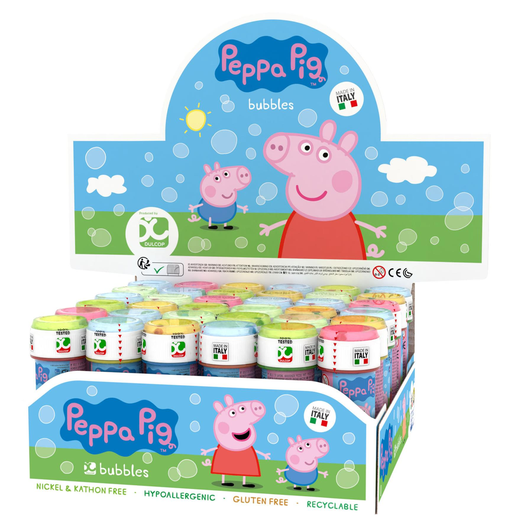 Peppa Pig Colouring Set Birthday Party Loot Bag Fillers