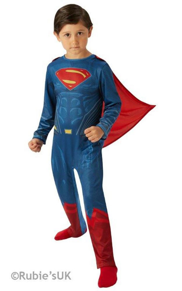 boys batman superman costumes halloween fancy dress boys
