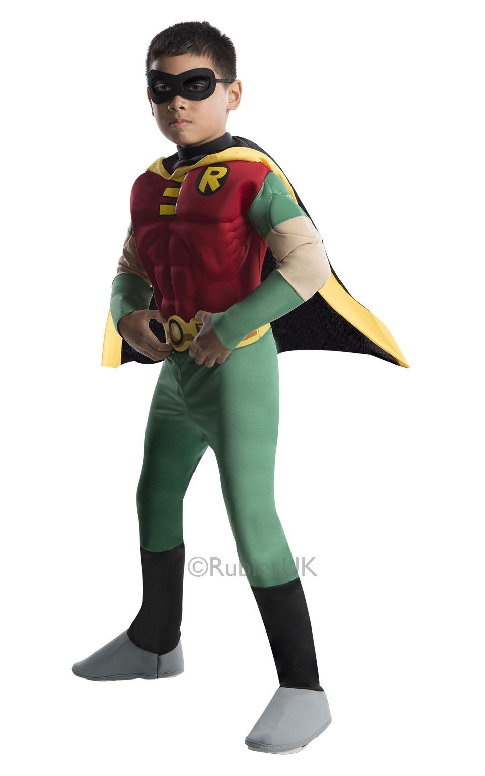 Teen titans robin costume — img 13