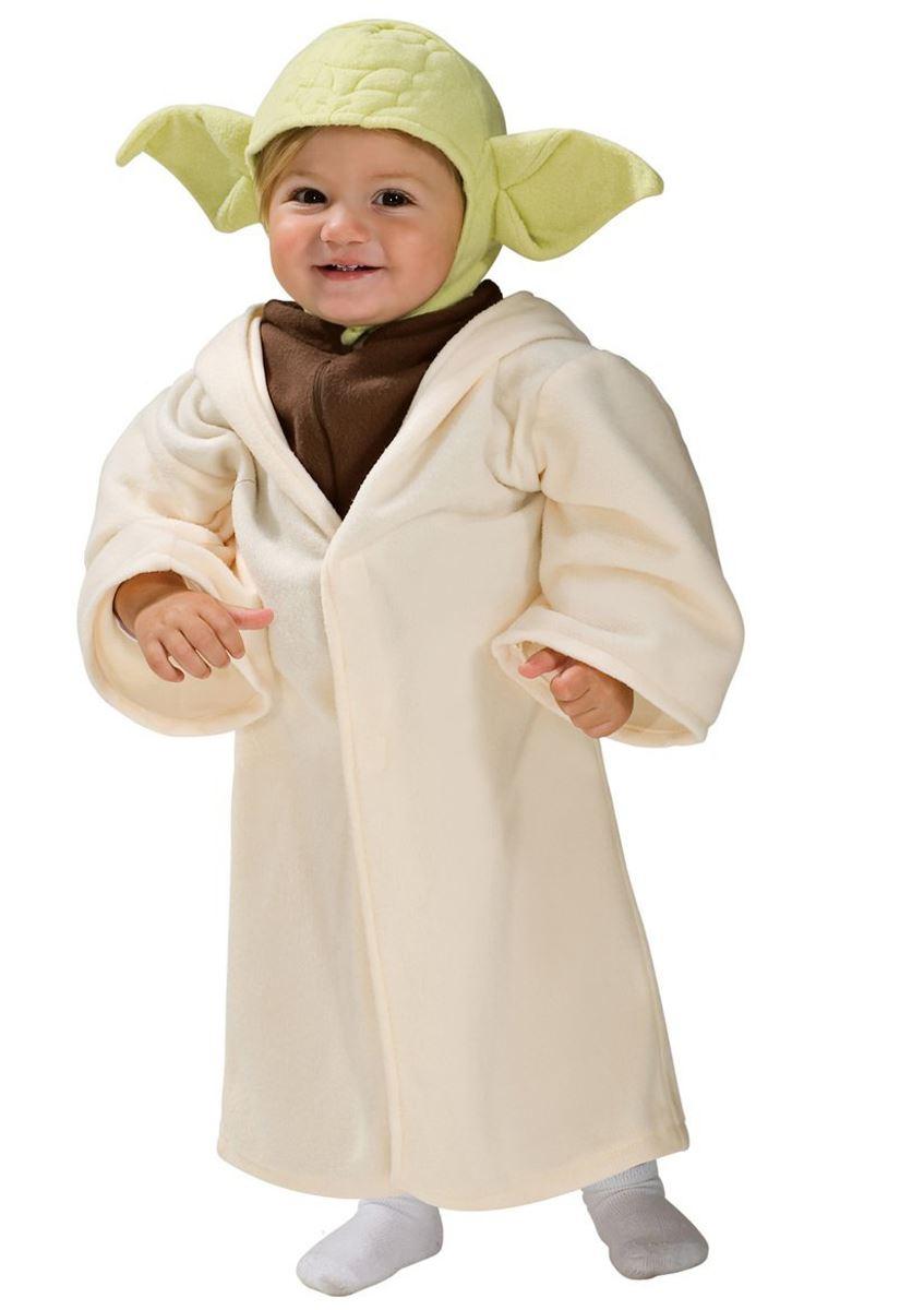 Toddler-Star-Wars-Costumes-Fancy-Dress-80s-Film-  sc 1 st  eBay & Toddler Star Wars Costumes Fancy Dress 80s Film Halloween Kids ...