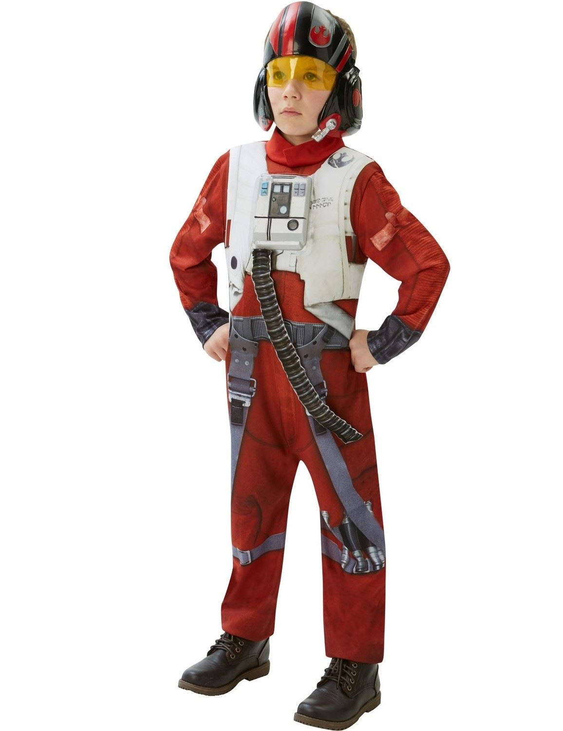 kids star wars costumes force awakens halloween fancy dress boys girls child ebay. Black Bedroom Furniture Sets. Home Design Ideas
