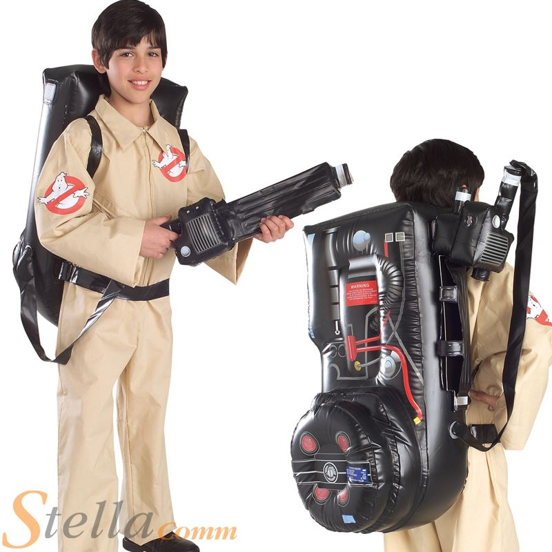Boys-Ghostbusters-Costume-Official-Ghostbuster-Halloween-Fancy-Dress-  sc 1 st  eBay : ghostbuster costume for kids  - Germanpascual.Com