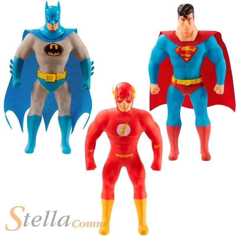 "Batman 7/"" Stretch Figure Stretch Armstrong ~ Mini Justice League"